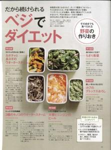 木下あおい:日経ヘルスベスト版4月号臨時増刊1